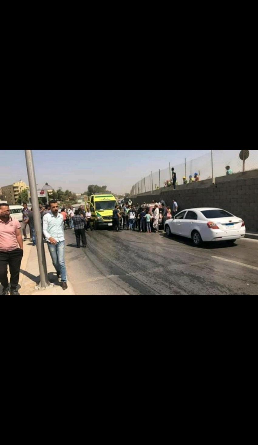 انفجار يستهدف حافلة سياحية بالقرب من المتحف المصري ويسفر عن إصابات