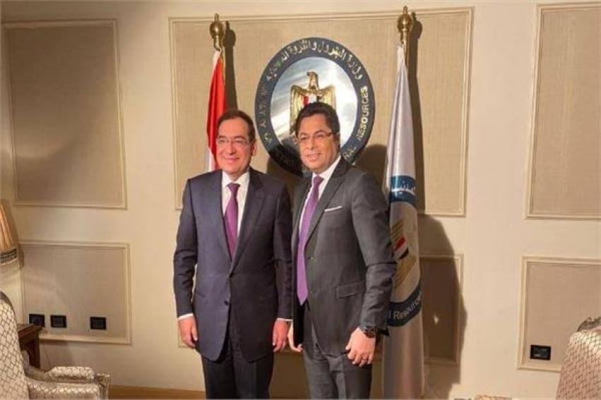 وزير البترول: اكتشافات جديدة الفترة المقبلة.. و200 تريليون احتياطي غاز شرق المتوسط