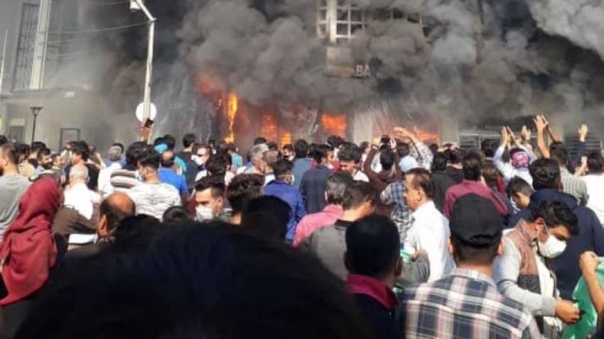 أ.ش.أ: ارتفاع عدد قتلى احتجاجات إيران إلى 11 شخصا