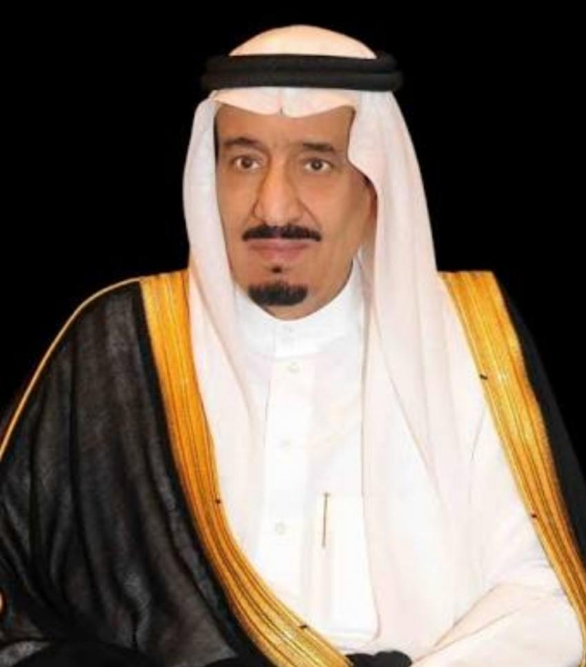 الملك سلمان يعزى الرئيس الامريكى