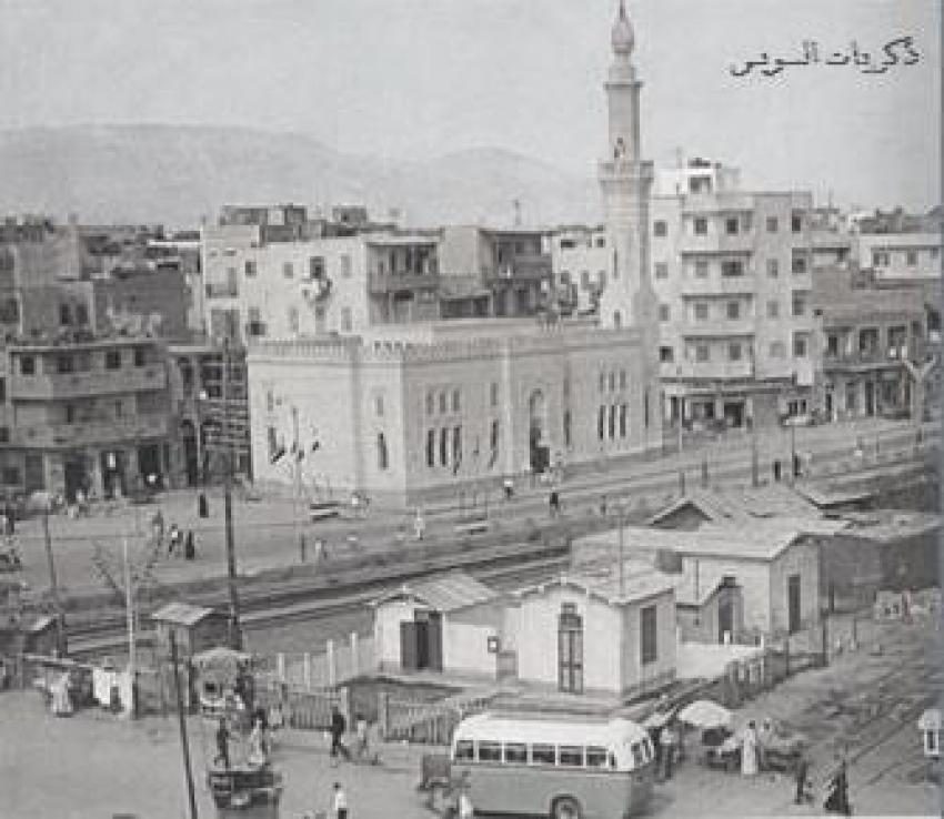 ذكريات سويسية من عمر فات ..رجل دين مغربي واربعين من اتباعه في ضيافة السوايسه