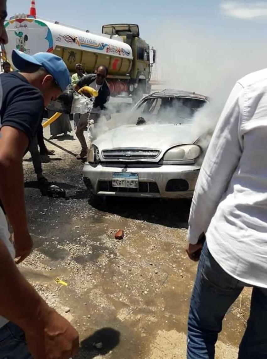 وفاة  مدير إداره المنطقه الحره بالسويس إثر حادث أليم على طريق القاهره