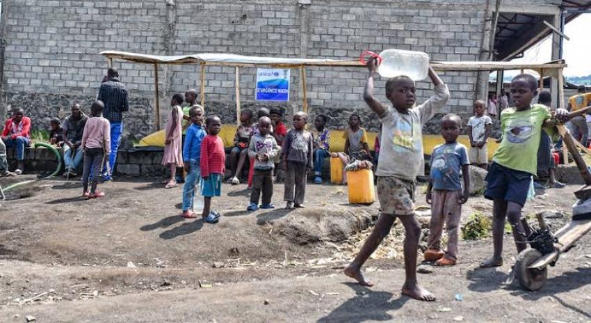 اختطاف 11 طفلا في الكونغو الديمقراطية من قبل مسلحين يعتقد أنهم ينتمون إلى جماعة متمردة
