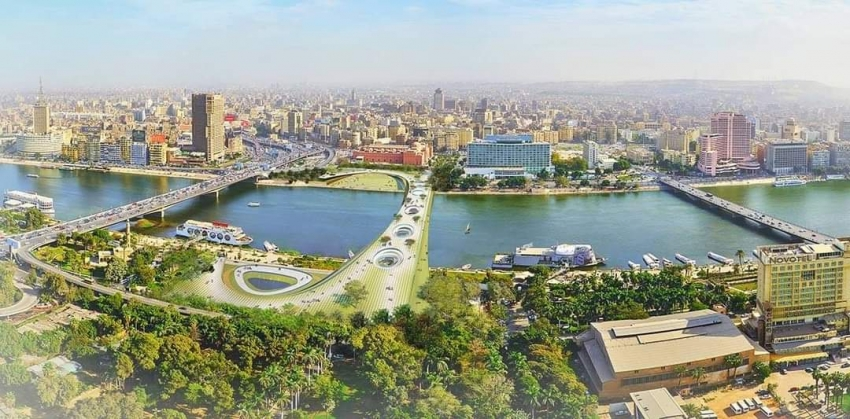فوز فريق مصري بالمركز الأول في مسابقة دولية للتصميم المعماري