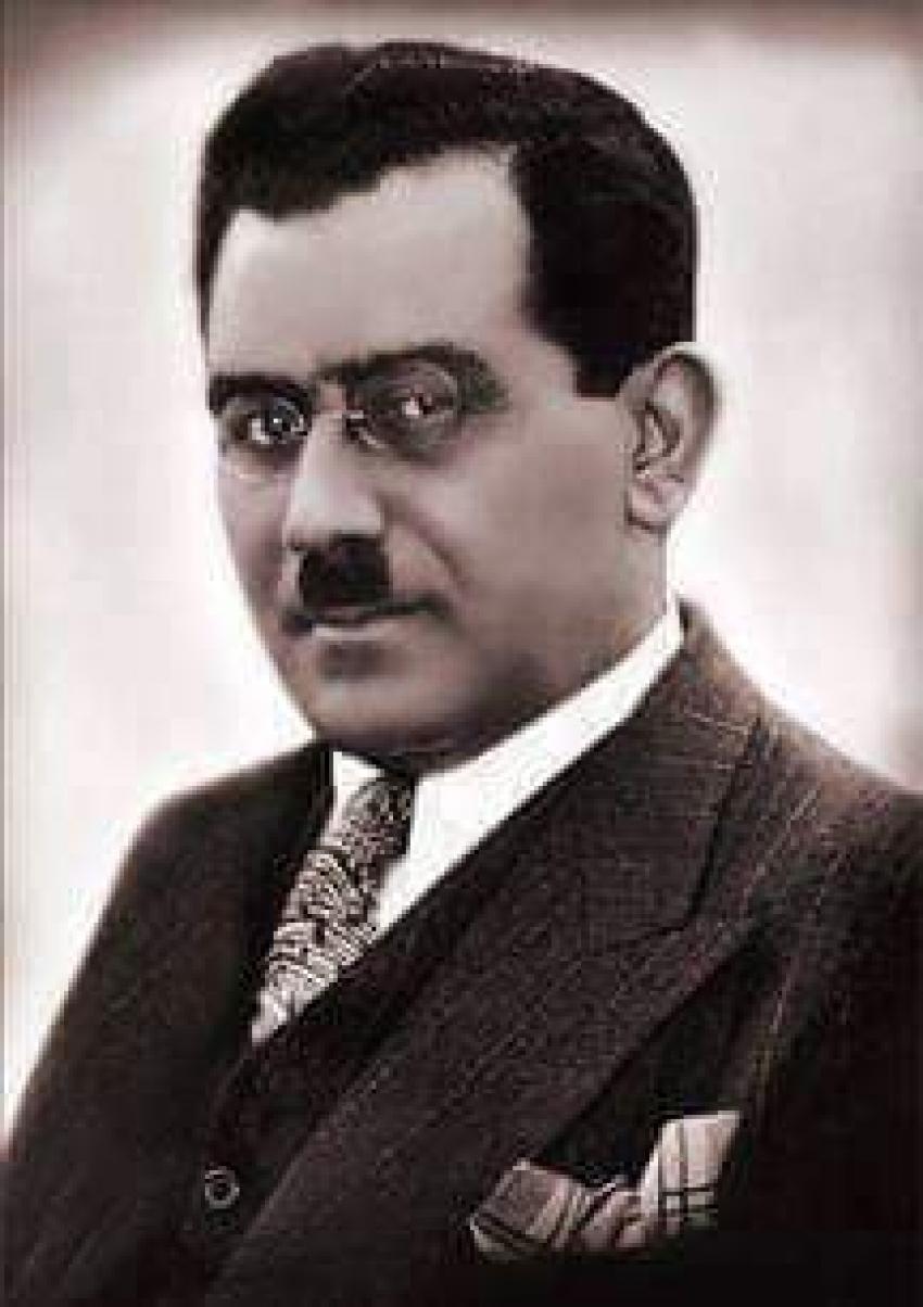 ذكري رحيل العالم الفيزيائي  علي مصطفي مشرفة (أينشتاين العرب )