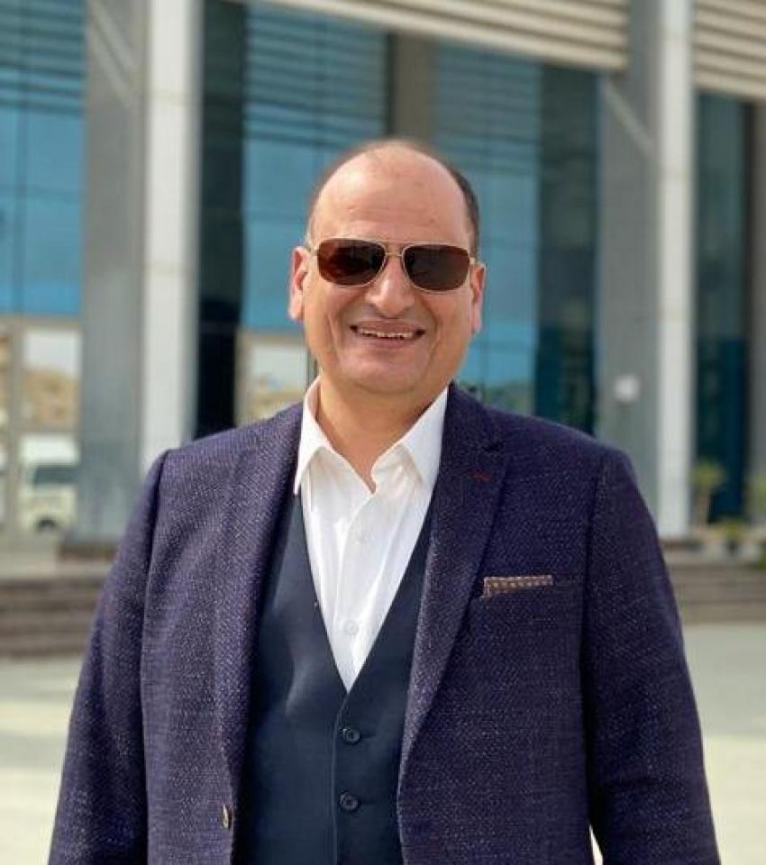 محمد خيال رئيسا لمنطقة السويس للميني فوتبول ودورة دولية للمدربين والحكام