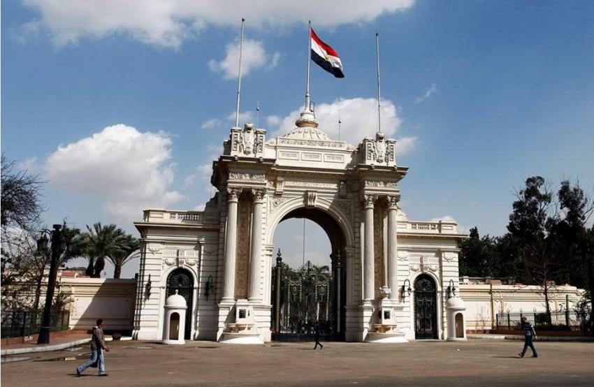 """قصور مصر الملكية """" قصر القبه """""""
