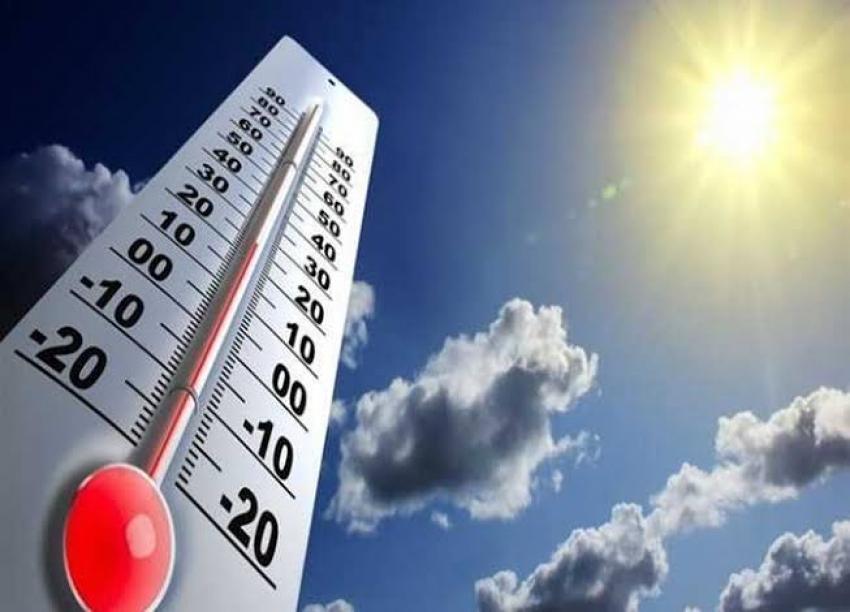الارصاد:غدا إنخفاض بدرجات الحراره والعظمي بالقاهره 33 درجه