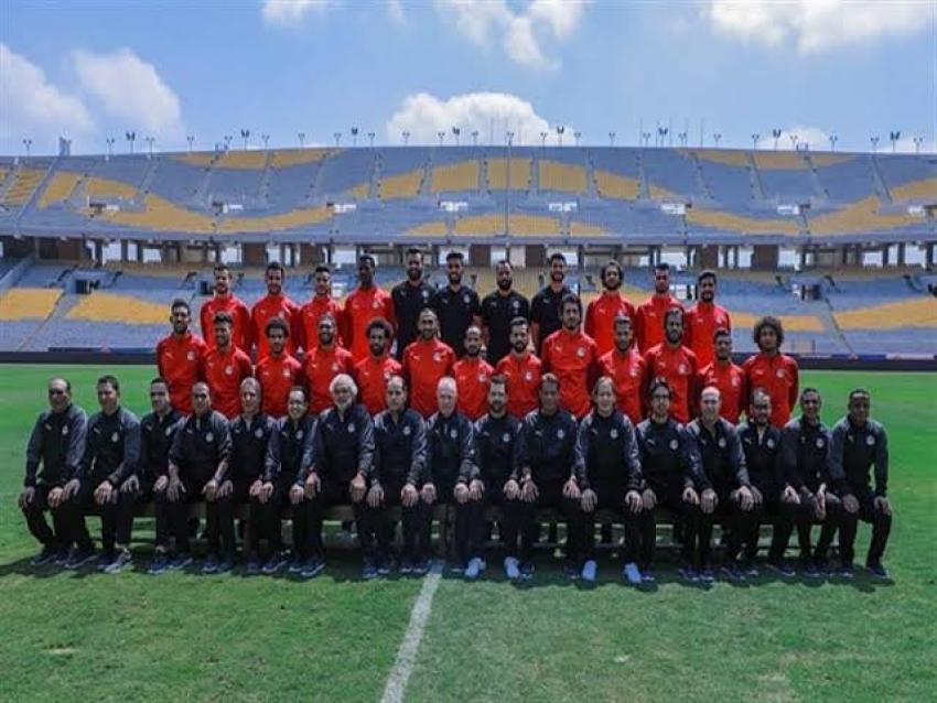 موعد مباراة مصر والكونغو والقنوات الناقلة لها