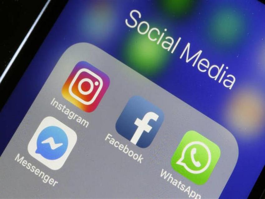 تعطل فيسبوك وواتس آب وإنستجرام  في مصر