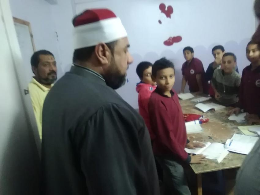 أوقاف السويس: اكتشاف مراكز مخالفة للدروس الخصوصية بملحقات المساجد
