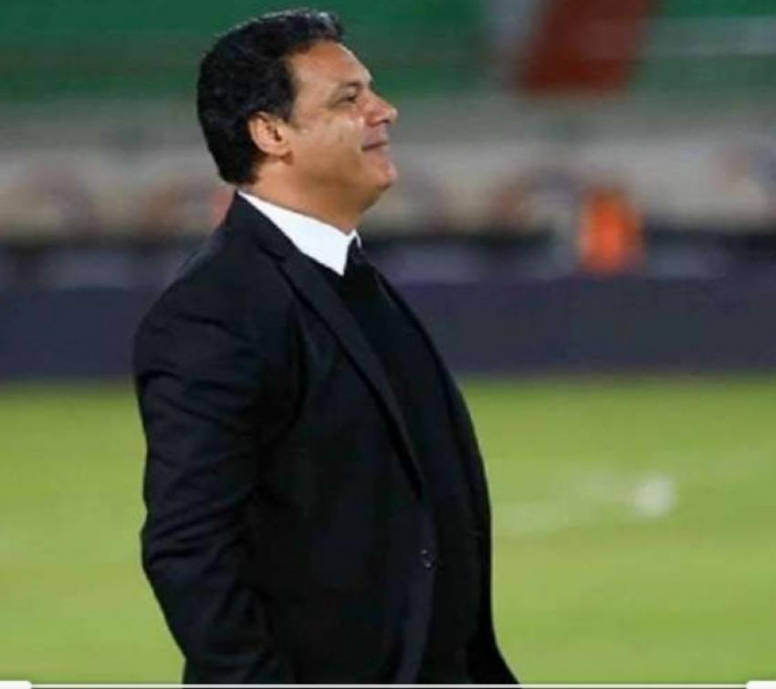 المقاصة يعلن قبول إستقالة جلال من تدريب الفريق الاول
