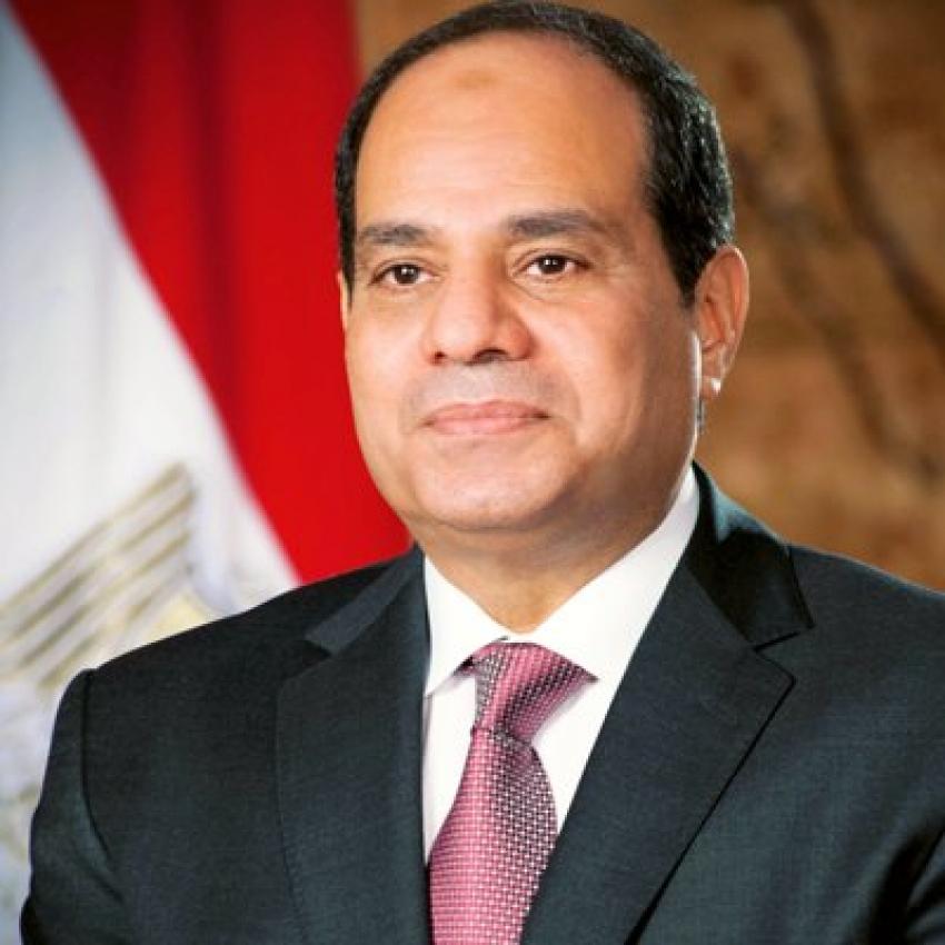 عبد الفتاح السيسي :اجراءات مواجهة انتشار كورونا جيدة ومطمئنة