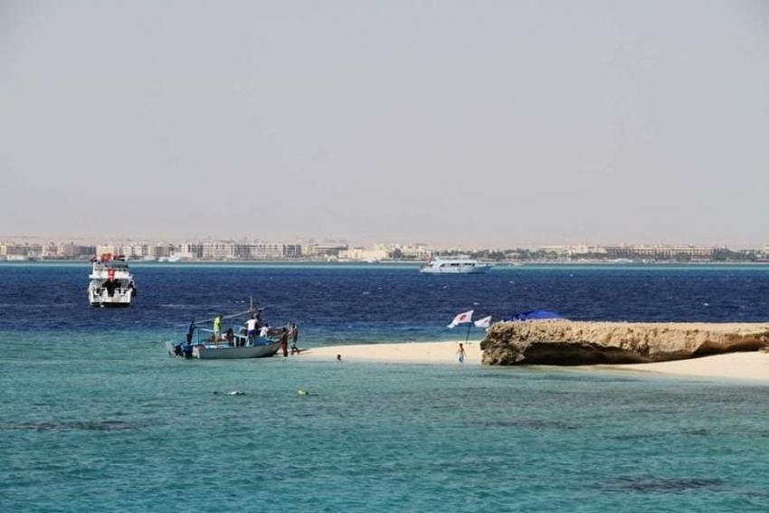 """"""" جزيرة مجاويش """"  الغردقة البحر الأحمر"""
