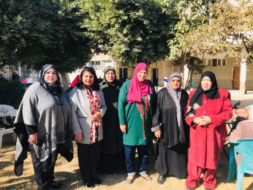 اعلام السويس ينظم ندوة (التغذية السليمه للمرأة بعد سن الإنجاب ) بوحدة العاشر من رمضان الاجتماعية