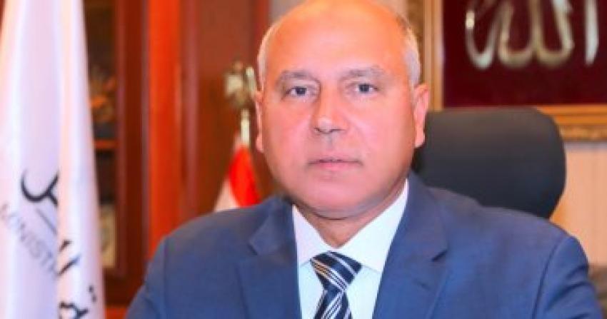 وزير النقل يحضر زفاف إبنه قائد قطار في اسوان