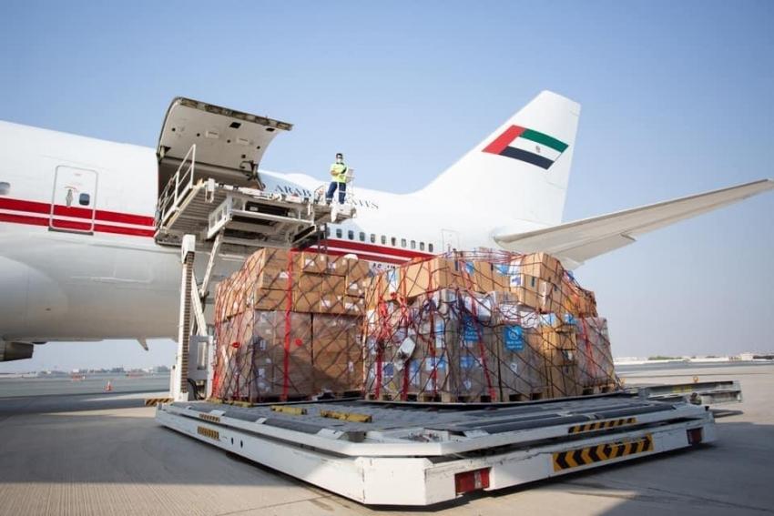 الصحة العالمية ترسل طائرة إمدادات طبية إلى لبنان