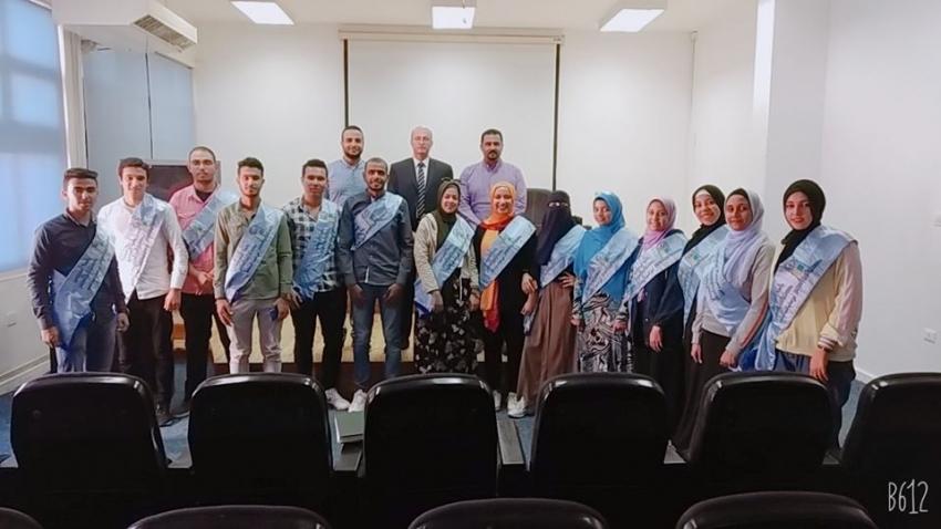 انتهاء الانتخابات الطلابية علي مستوي كلية التربية بجامعة السويس ..ننشر النتيجة