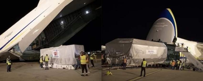 """اطلاق قمر الإتصالات العسكرية المصري """" طيبة 1 """" للفضاء في نوفمبر القادم."""