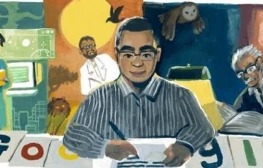 جوجل يحتفل بذكرى ميلاد الكاتب المصري «أحمد خالد توفيق»