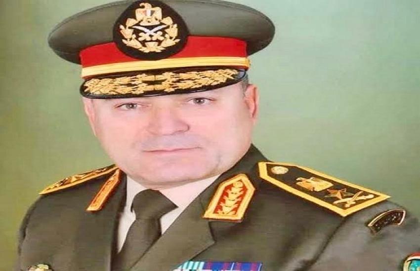 السيسي يعين الفريق أسامة عسكر رئيسا لأركان حرب القوات المسلحة