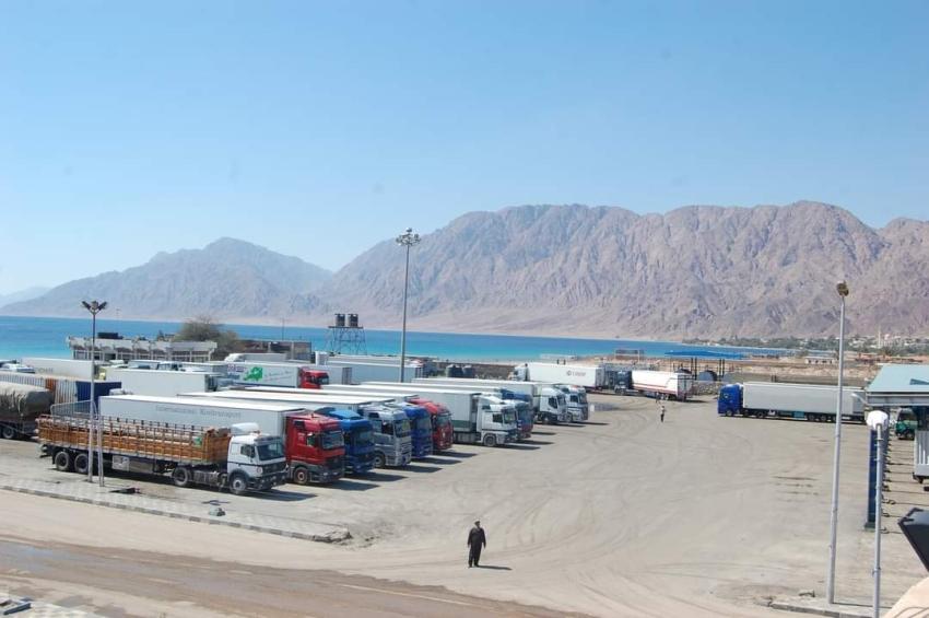 تداول 7700 طن بضائع عامة ومتنوعة بموانئ البحر الأحمر