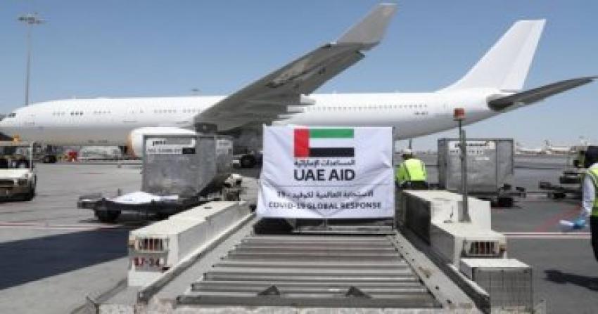 """ارسال  مساعدات طبية """"اماراتية """" إلى الصومال لدعمها فى مكافحة فيروس كورونا"""