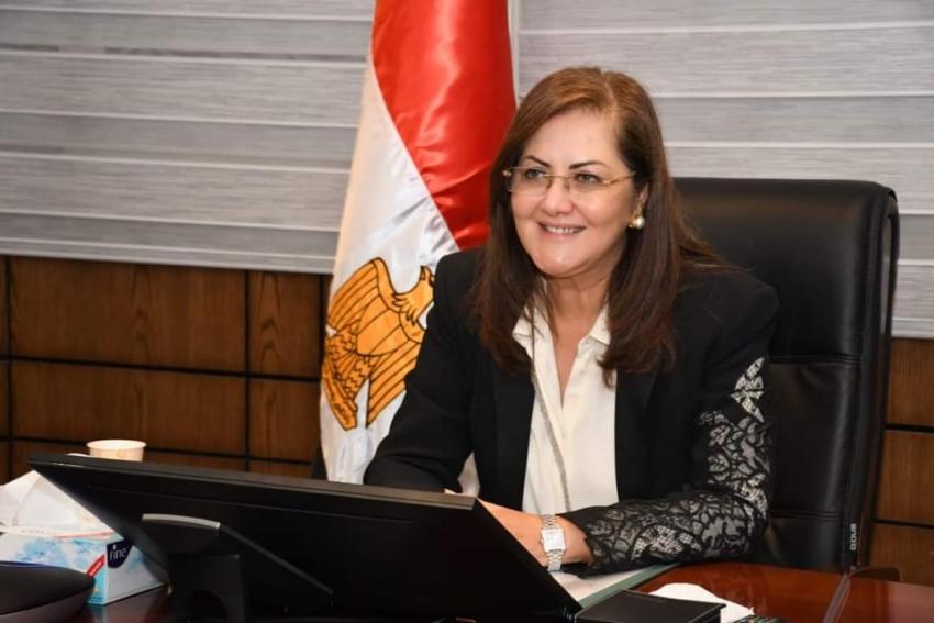 كلمة د. هالة السعيد اليوم الثلاثاء أثناء مشاركتها بفعاليات اليوم الأول للمنتدي السياسي