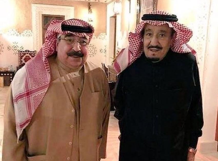 وفاة الأمير طلال بن سعود بن عبدالعزيز آل سعود