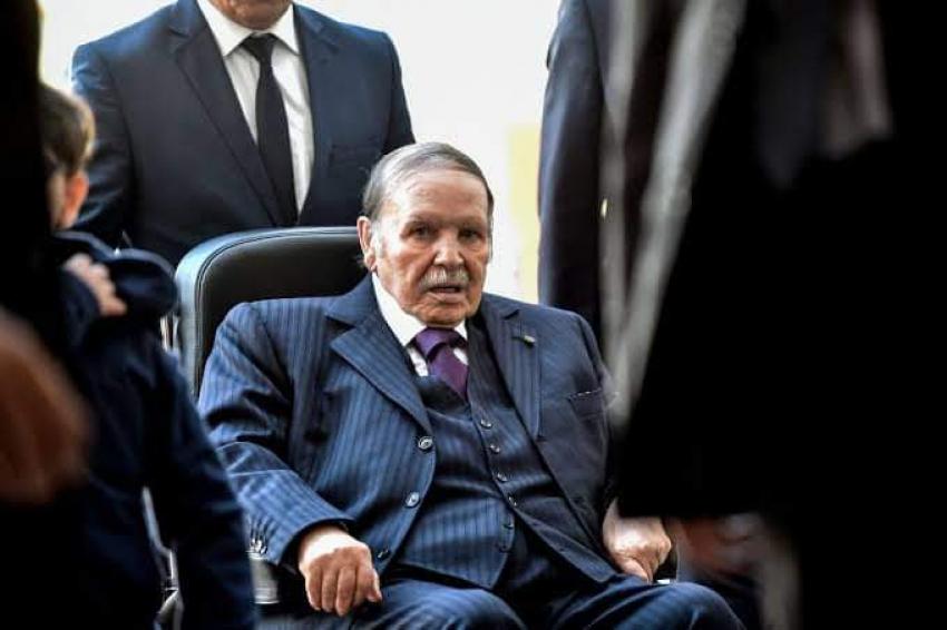 عاجل| بوتفليقة يعلن عدم ترشحه لعهدة رئاسية جديدة