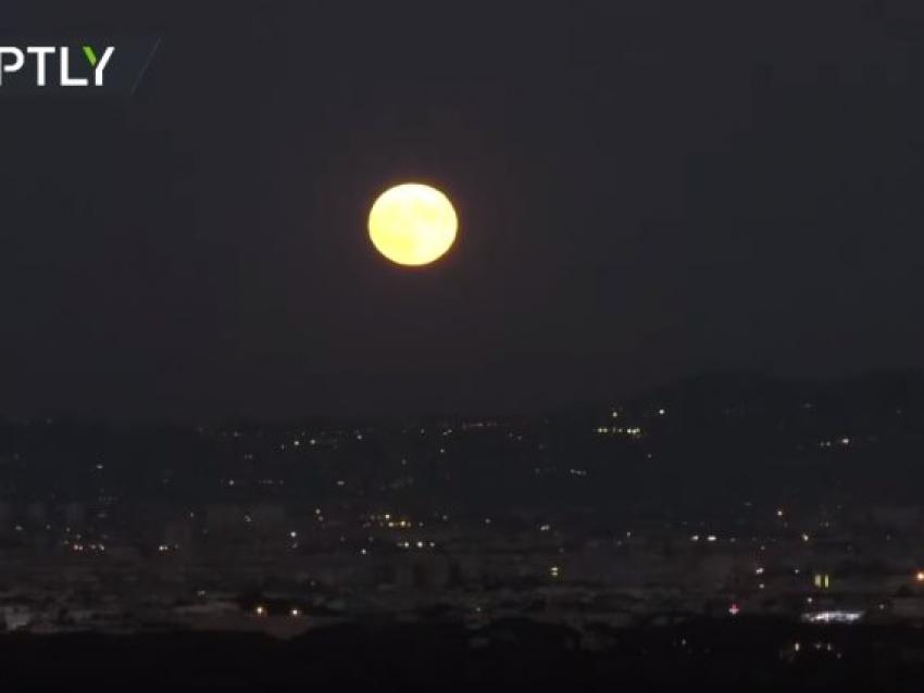 اليوم أول خسوف للقمر في 2020