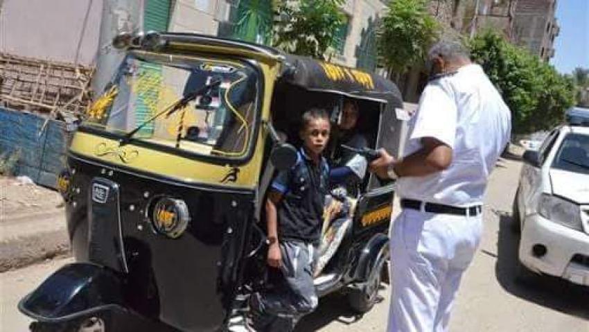 أول محافظة تمنع سير التوك توك بشوارعها