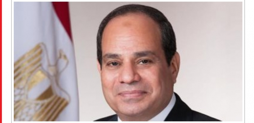 رئاسة الجمهورية تنعي السلطان قابوس..مصر لا تنسى مواقفه الاخوية