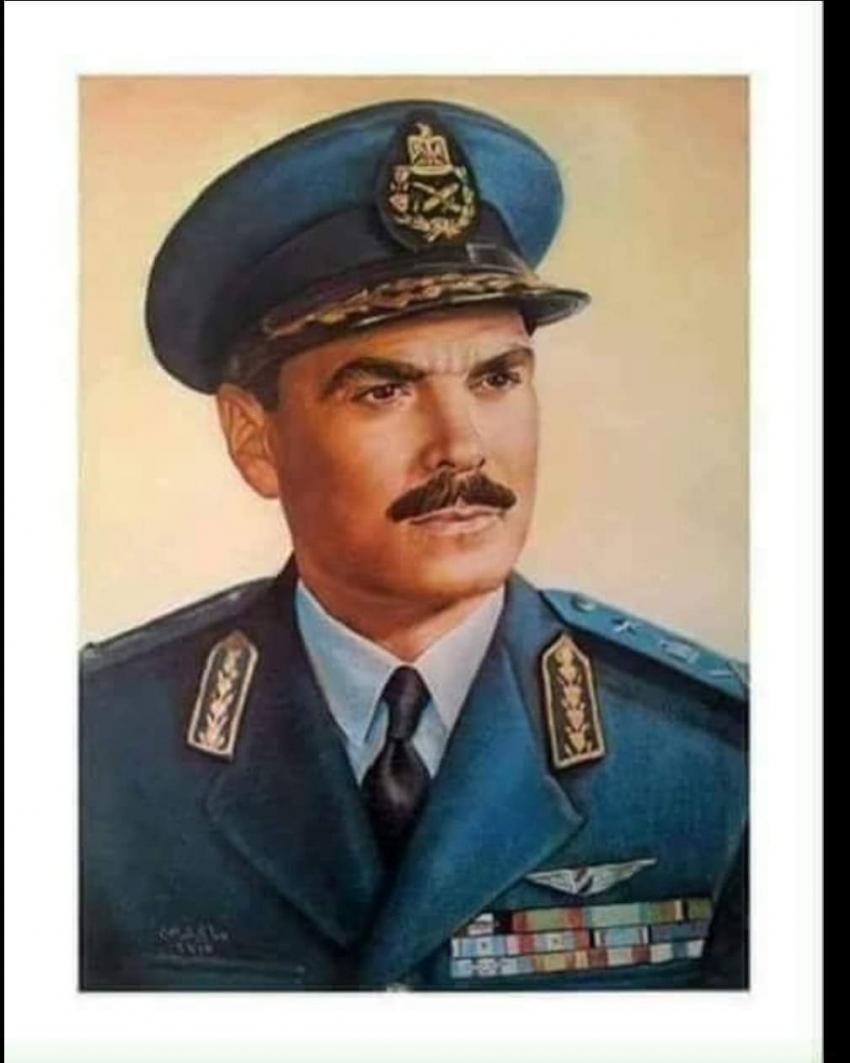 """الجنرال"""" مدكور ابو العز """" الذي أبكي ديان واليهود بعد 40 يوم من النكسة."""