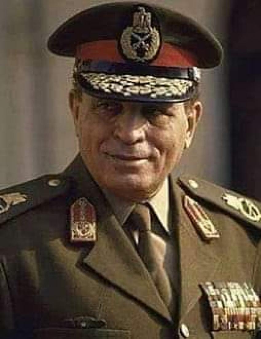 ميلاد القائد المشير ابو غزالة