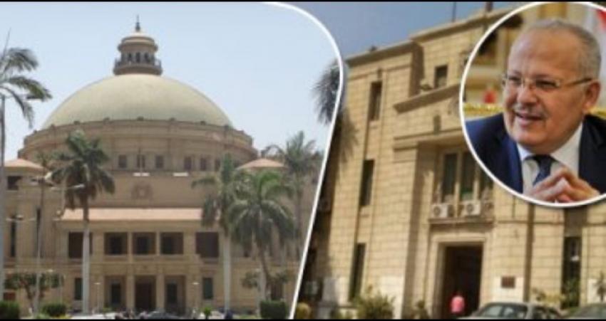 رئيس جامعة القاهرة: لن نسمح بدخول الجامعة بالعام الجديد إلا لمن تلقوا اللقاح