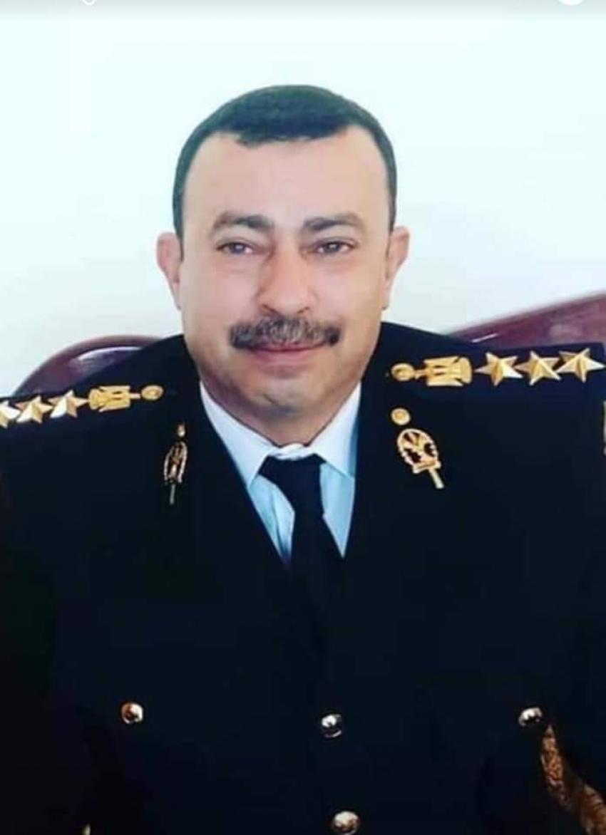 وفاة عميد شرطة بالسويس بـ أزمة قلبية أثناء تأمين جماهير الجزائر