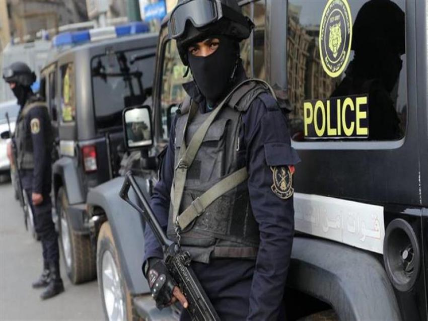 مصرع عنصرين إجراميين عقب تبادل  لاطلاق النيران مع قوات شرطه الجيزه