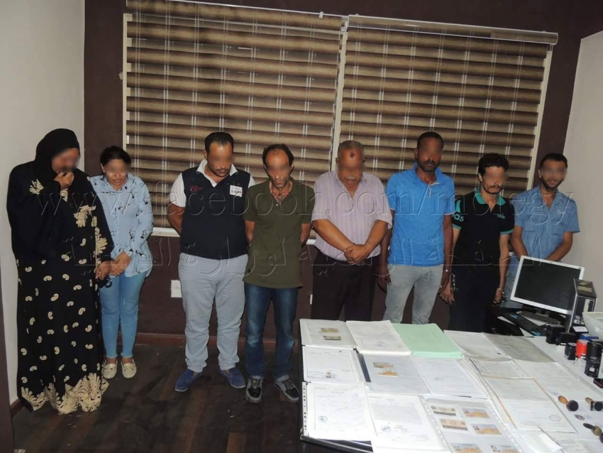القبض علي ٤ متهمين جدد في قضية الاستيلاء علي أراضي السويس