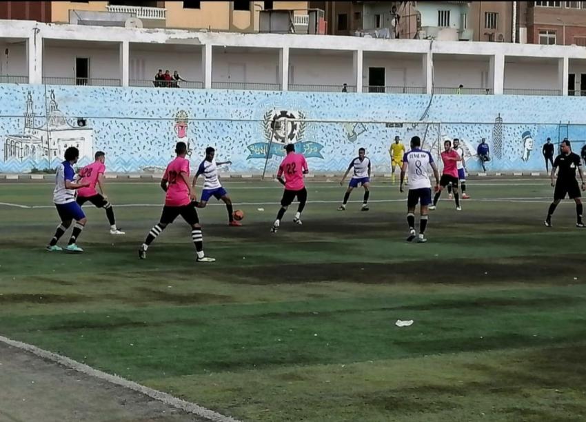 """المدينة في مجموعة """" A """" و السلام في """" B """" بدورى مراكز شباب السويس لكرة القدم النسخة الثامنة لـ 2020/2021"""