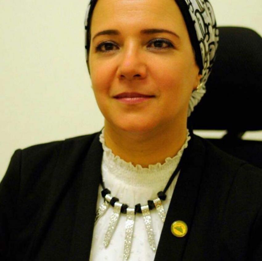 نائبة السويس نانسي نصير:نعم طالبت بإقالة وزيرة الصحة لهذه الأسباب