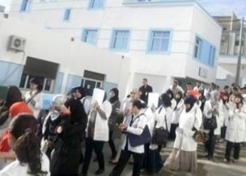 مديريه الصحه والسكان بمحافظة السويس تعلن عن خفض سن القبول لمدارس التمريض بنين وبنات