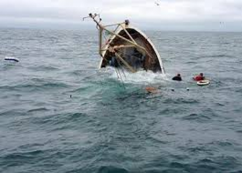 """بالاسماء:قرار حكومى باعتبار المفقودين بحادث غرق مركب صيد """"ياسين الزهري """"بخليج السويس متوفين"""