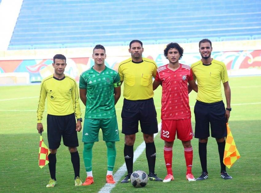 الاهلى يفوز على الداخلية بثلاثية فى بطولة الجمهورية 1997