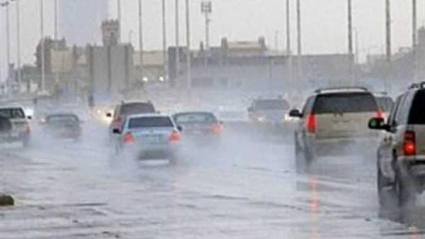 رعد وأمطار تضرب القاهرة وبعض المحافظات صباح اليوم