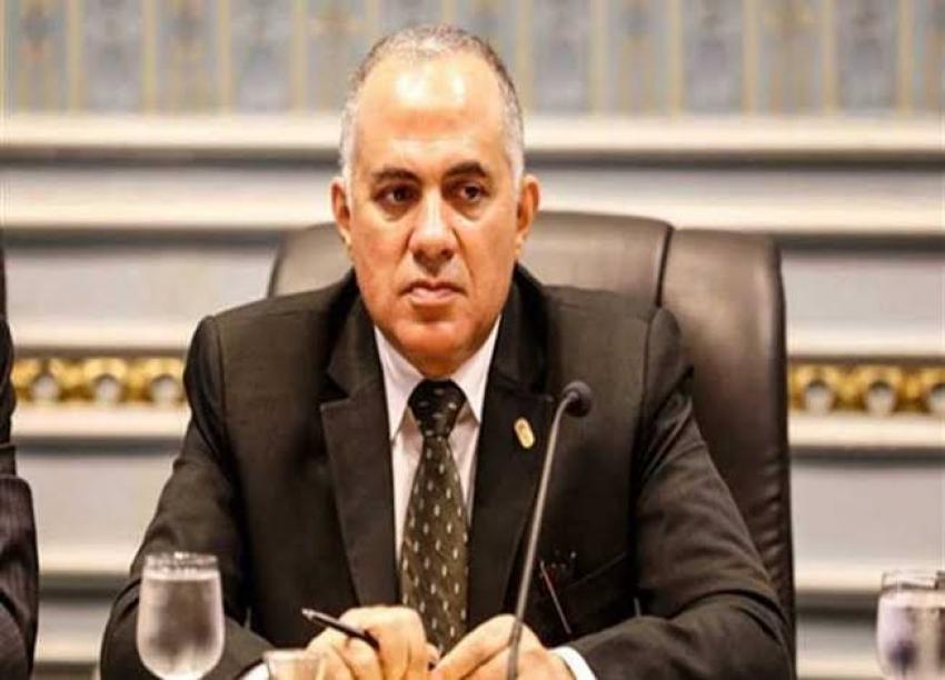 وزير الري: ألية جديدة لمراقبة حالة رطوبة التربة عن بعد