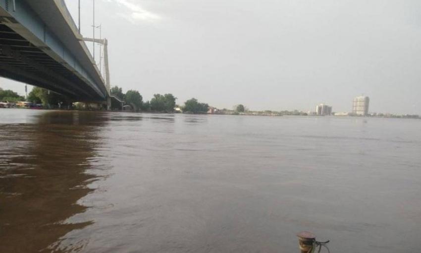 السودان: أقل من نصف متر يفصل الخرطوم عن منسوب الفيضان