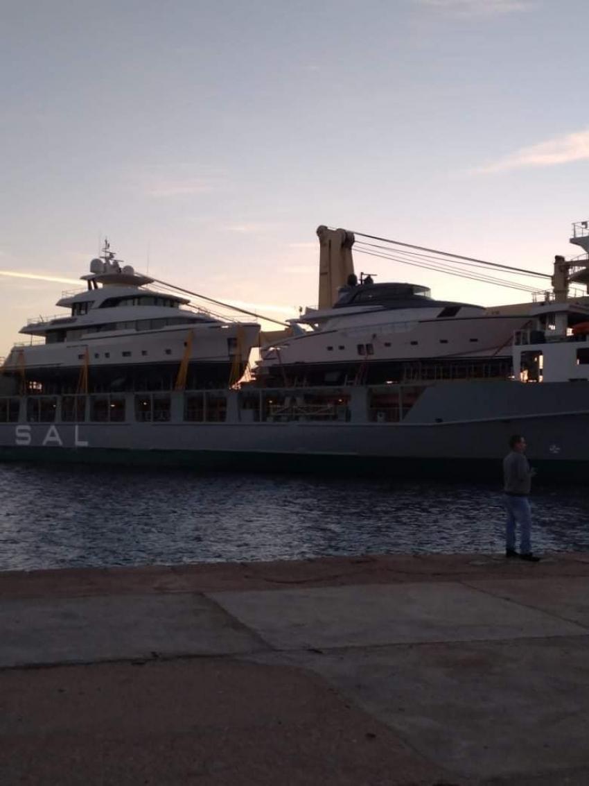 تداول 10 الاف و267 طن بضائع عامة ومتنوعة بموانئ البحر الاحمر