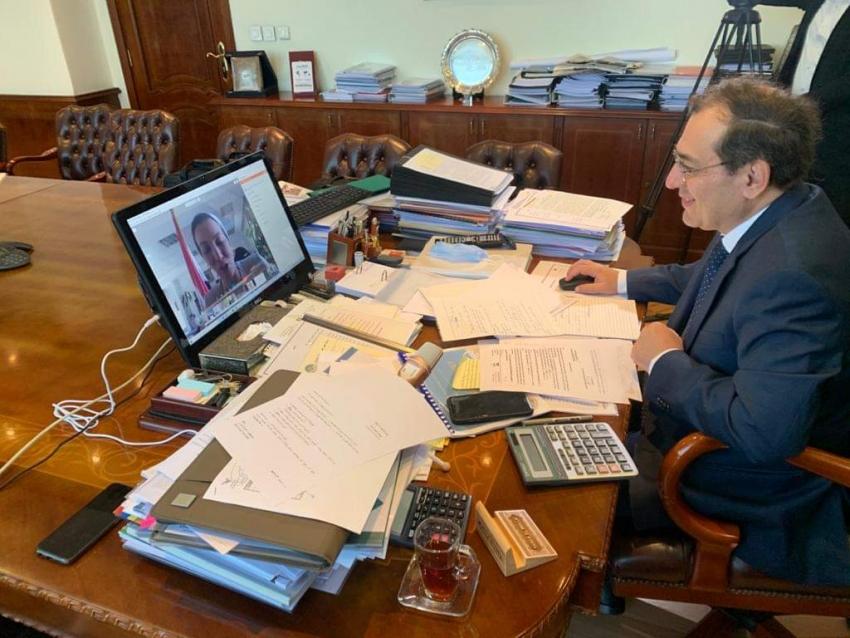 برئاسة الملا إجتماع اللجنة العليا للتوافق والإصلاح البيئى