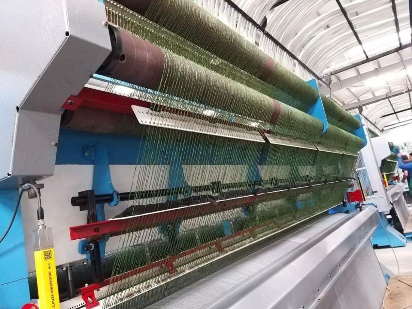 عمار يا مصر... أول مصنع للنجيل الصناعي في مصر